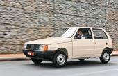 Outro carro de muito sucesso no Brasil, o Uno é o que tem mais unidades vendidas em todos os tempos na França