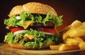Mesmo com maior procura por alimentos saudáveis, fast-foods ainda são a principal escolha para refeições rápidas