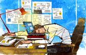 Noites mal dormidas podem resultar em falta de disposição e prejudicar tanto a vida pessoal quanto profissional