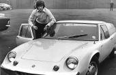 Além das mulheres e do futebol, os carros eram outra paixão na vida de George Best