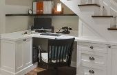Qualquer canto da casa pode servir como espaço para você trabalhar