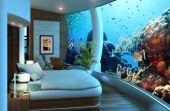 Já imaginou, por exemplo, se hospedar em um hotel que está a 12 metros de profundidade?