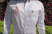 A invenção promete mudar a vida das pessoas ao oferecer uma roupa impecável para qualquer situação
