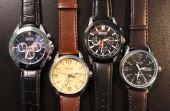 Clássico ou casual? Um relógio de pulso pode revelar informações importantes sobre um homem