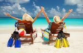 Já pensou tirar uma boas férias em uma ilha paradisíaca do Caribe e ainda ganhar pra isso?