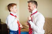 Para os filhos, o pai costuma ser a maior inspiração