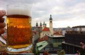 As prerefidas dos alemães, por exemplo, as canecas são grossas e perfeitas para festeiros e bebedores