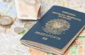 Fique ligado! Alguns países não exigem passaporte brasileiro