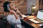 Acredite: ouvir música pode torná-lo mais produtivo e perspicaz