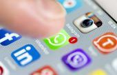 Quando questionados sobre a forma mais fácil de mentir, a maioria dos homens e mulheres escolheram o WhatsApp