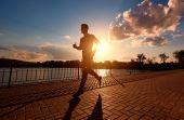 Qualquer lugar pode ser um bom lugar para correr - o parque, a academia, uma rua tranquila