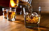 O primeiro whisky era uma bebida bastante revigorante, quase exclusivamente destilada por monjes