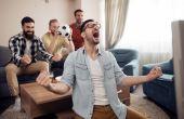 Reunir os amigos em casa para assistir um jogo e torcer juntos é muito bom, mas pode ficar melhor