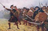 Os kilts eram muito usados por clãs da região da Escócia durante parte da segunda metade do milênio passado