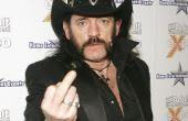 Lemmy Kilmister é sem dúvida alguma um dos baluartes do rock