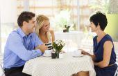 Conduza a conversa de modo que deixe sua namorada bem à vontade