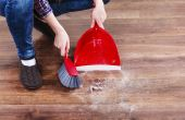 Uma boa limpeza impede, muitas vezes, que você perca ainda mais tempo limpando sujeirinhas desagradáveis