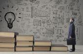 """Segundo Bill Gates, """"não existe jeito melhor de aprender sobre um novo tópico do que lendo"""""""