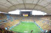 O estádio de Brasília foi o mais caro da Copa do Mundo de 2014