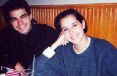 Marcelo Faustini namorou com Deborah nos anos 90