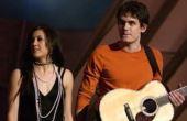 Os músicos John Mayer e Vanessa Carlton