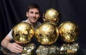 Alguém discorda que Messi será o vencedor e levará pra casa a sua quinta Bola de Ouro?