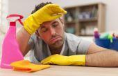 Além do dinheiro, é importante lembrar que você também será responsável pelas tarefas domésticas da casa