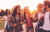 Viajar, por exemplo, contribui para que você se torne culturalmente mais enriquecido
