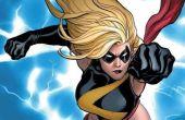 A Miss Marvel daria um excelente filme. É uma personagem associada com os Vingadores, e talvez a candidata mais provável a fazer uma aparição
