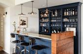 Um Home Bar completo pode fazer toda a diferença durante aquela reunião de amigos em casa