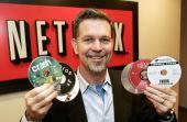 A Netflix começou como uma simples locadora que entregava os filmes em DVD direto na casa de seus clientes