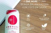 One More não evita apenas a ressaca, como também é muito boa para a saúde de seus consumidores