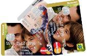 Personalização: aplicativo do Ourocard permite ter um cartão com uma foto sua