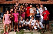 Jogadores de futebol, comediantes, cantores, apresentadores: o que todos eles tem em comum? Muito filhos!