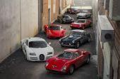 The Pinnacle Portfolio é a coleção de carros mais valiosa do planeta