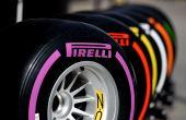 Pneu ultra macio (faixa rosa) será a novidade da Pirelli para 2016
