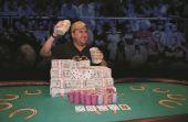 Chris Moneymarker era um competidor amador quando ganhou a vaga para disputar o WSOP. Após o torneio, ele levou 2,5 milhões de dólares para casa