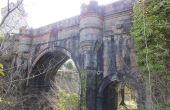 Ponte Overtoun, na Escócia: cães saltam para a morte numa altura de 50 metros