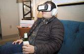 Uma outra tecnologia bem imersiva e que pode ser usado na pornografia são os óculos de realidade virtual