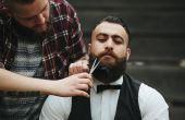 Os pelos faciais não crescem no mesmo ritmo. Aparar é barba é fundamental.