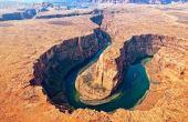 Muitos turistas que tentam se arriscar nadando no Rio Colorado não consegue sair de lá