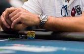 'Aqui, no pôquer, não me sinto tão confiante. Tenho que pensar muito sobre qualquer decisão!'
