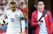 Até o craque Rooney já apelou para o transplante capilar