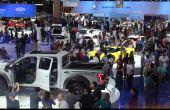 O Salão do Automóvel 2016 trouxe mais de 100 lançamentos para o espaço do São Paulo Expo