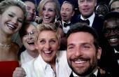 Ellen Degeneres e a foto do Oscar 2014 que foi a mais twittada da história