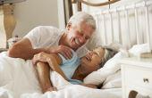 Os resultados sugerem que os esforços de uma relação sexual são mais exigentes com a idade para os homens