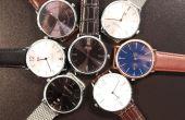 Variedade de modelos, cores, pulseiras torna o relógio muito versátil