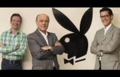 André Sanseverino, Marcos de Abreu e Edson Oliveira, sócios da nova editora da revista