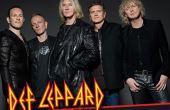 Def Leppard, considerada uma das bandas mais populares do mundo, também virá ao Brasil para o festival