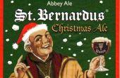 A St Bernardus Christmas Ale é um dos mais conceituados rótulos natalinos